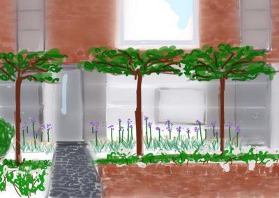 Dakbomen voor schaduw voorkant jegroenadvies