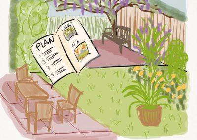 tuinplan jegroenadvies